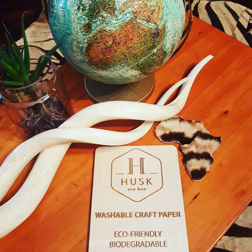 Distributing and marketing Husk Eco-Luxe products
