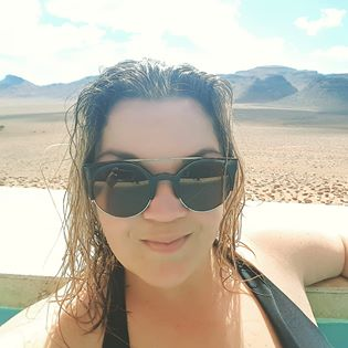 Cooling off in the Namib Desert