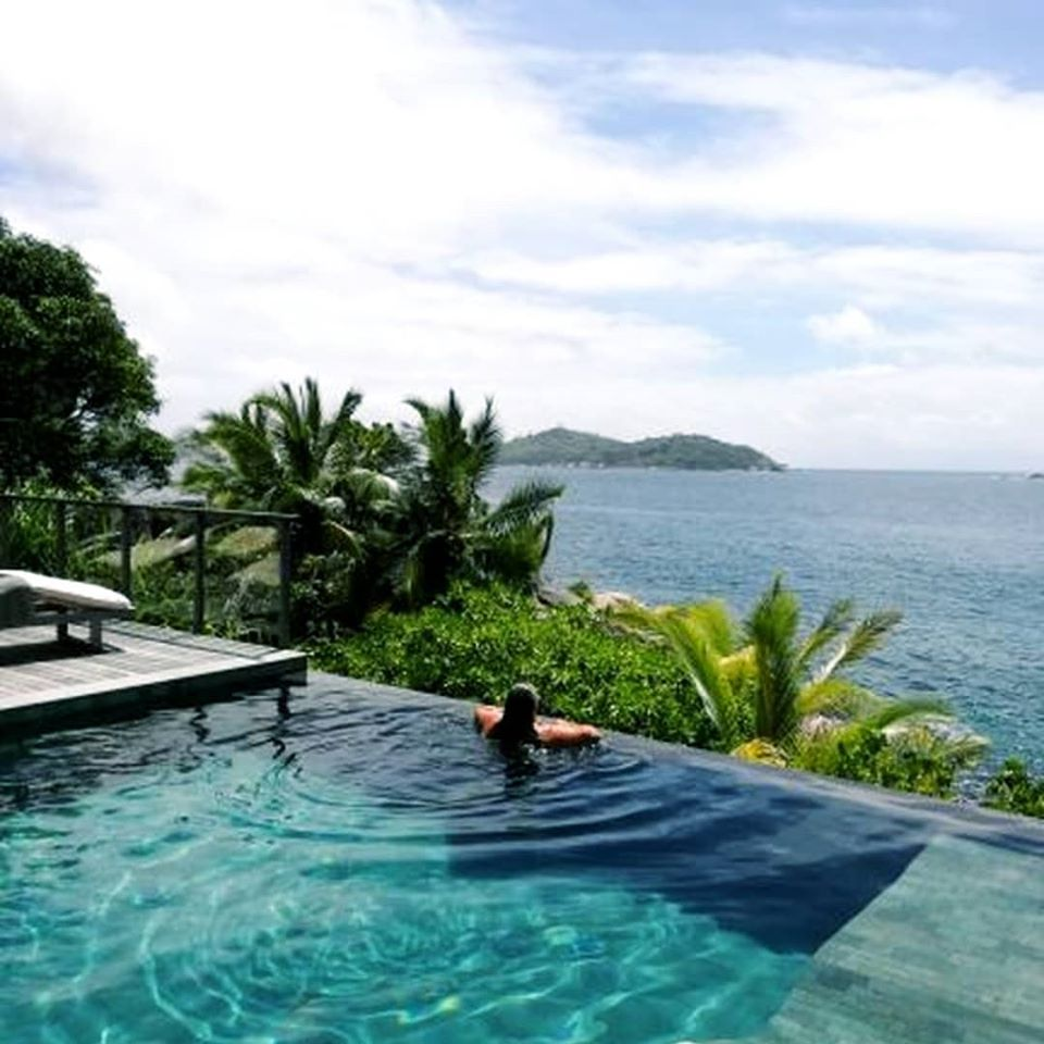 Enjoying the luxury of private island life at Six Senses Zil Pasyon